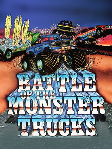 Battle of the Monster Trucks