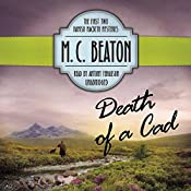 Death of a Cad: Hamish Macbeth Mysteries, Book 2 | M. C. Beaton
