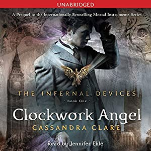 Clockwork Angel Audiobook