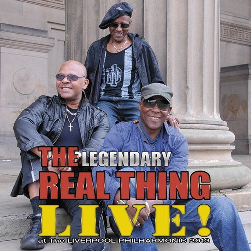 The Real Thing - Live At The Liverpool Philharmonic 2013 - Zortam Music