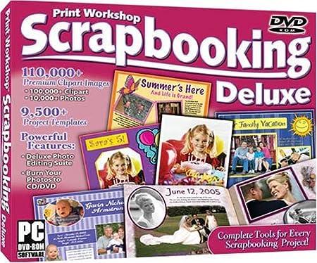 Print Workshop Scrapbooking Deluxe (Jewel Case)