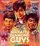 Nikkatsu Diamond Guys: Vol. 1 (3-Disc Special Edition) [Blu-ray   DVD]