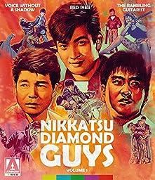 Nikkatsu Diamond Guys: Vol. 1 (3-Disc Limited Special Edition) [Blu-ray + DVD]
