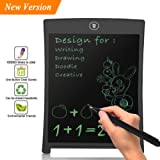 Lonchan 8.5 inch LCD Writing Tablet Doodle Board Kids Writing Pad, Electronic Writing Board,Graphic Pad,Digital Drawing Board for Childrens Kids Gifts,Elder Message Board,Family Memo and Office