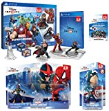 Infinity 2.0 Marvel Value Pack (PlayStation 4)