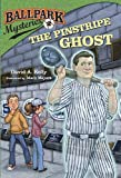 img - for The Pinstripe Ghost (Ballpark Mysteries) book / textbook / text book