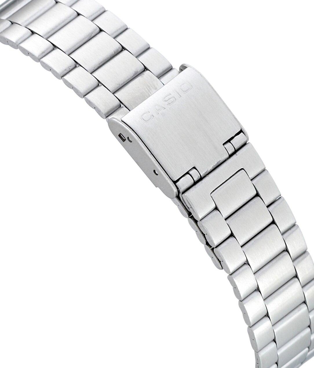 Casio Men's A168W-1 Stainless Steel Watch 1