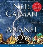 Anansi Boys Low Price CD