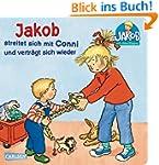 Jakob-B�cher: Jakob streitet sich mit...