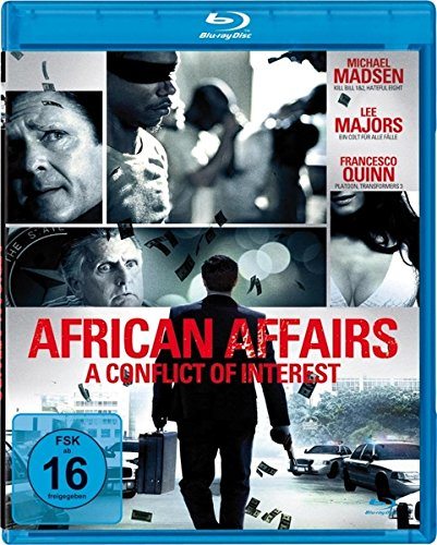 African Affairs - A Conflict of Interest [Blu-ray]