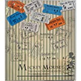 Delfino Disney album (self-adhesive type) Mickey Home DZ-75153 (japan import)