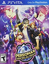 Persona 4: Dancing All Night Disco Fever Edition [Importación Inglesa]