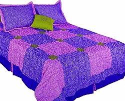 ZZ Kids Pajama Party 4-Piece Twin Quilt Set
