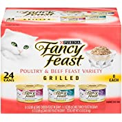 by Fancy Feast 94% Sales Rank in Pet Supplies: 18 (was 35 yesterday) (223)Buy new:  $19.94  $12.99 15 used & new from $5.85