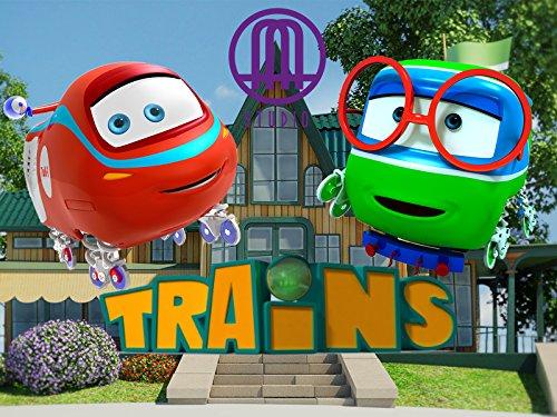 Trains on Amazon Prime Instant Video UK