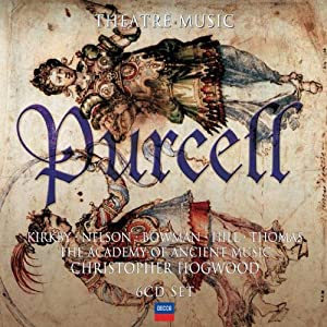Purcell Theatre Music from Decca