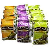 Annie Chun's Roasted Seaweed Snacks Variety 12 Pack
