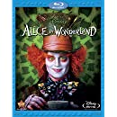 Alice in Wonderland [Blu-ray]