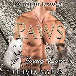 Paws of Young Love Audiobook
