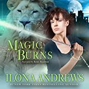 Magic Burns: Kate Daniels, Book 2 | Ilona Andrews