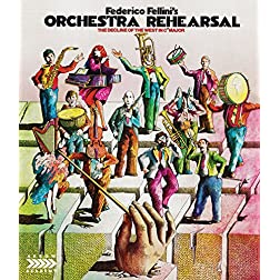 Orchestra Rehearsal [Blu-ray]
