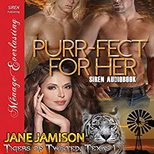Tigers of Twisted, Texas, Book 1 - Jane Jamison