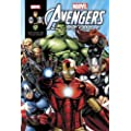 Avengers Assemble 2014 Special Edition Pop-Up Calendar