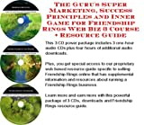 The Guru's Super Marketing, Success Principles and Inner Game for Friendship Rings Web Biz 3 Course + Resource Guide