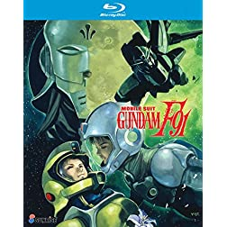 Mobile Suit Gundam F91 Blu-ray Collection [Blu-ray]