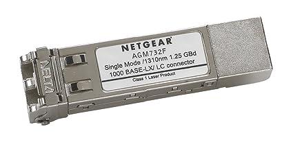 Netgear Prosafe AGM731F Adaptateur Réseau Module Mini GBIC SFP 1 Port 1000SX Short-Range