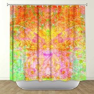 Shower Curtain Artistic Designer From Dianoche Designs By China Carnella Unique