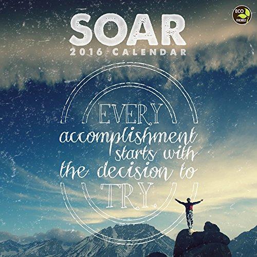 2016 Soar Wall Calendar
