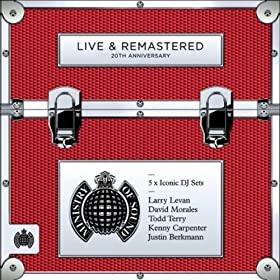 Live And Remastered - 20th Anniversary - Ministry Of Sound