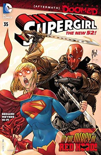 Supergirl (2011-) #35 (Supergirl 35 compare prices)