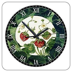 12 inch decorative kitchen wall clocks with