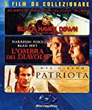 black hawk down / lombra del diavolo / il patriota (3 blu-ray) (1997, 2000, 2001 ) (blu-ray ) box set blu_ray Italian Import