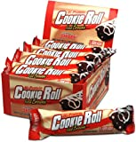 Labrada Nutrition Lean Body Cookie Roll Meal Replacement Bar, Iced Brownie, 2.82-Ounce Bars (Pack of 12)