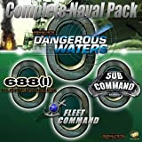 Complete Naval Pack - Naval Combat Pack & Dangerous Waters [Download]