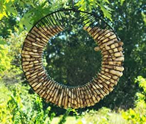 Songbird Essentials Whole Peanut Wreath