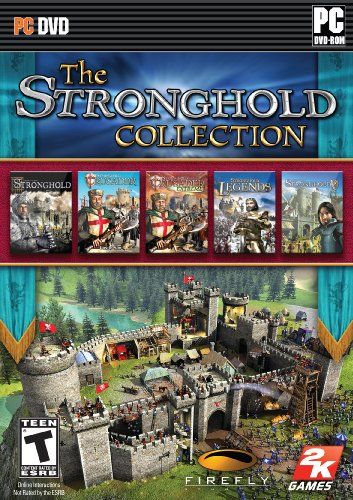 The Stronghold Collection - Pc front-924695