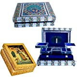 UFC Mart Jewellery Box And Get Gemstone Jewelry Box Free