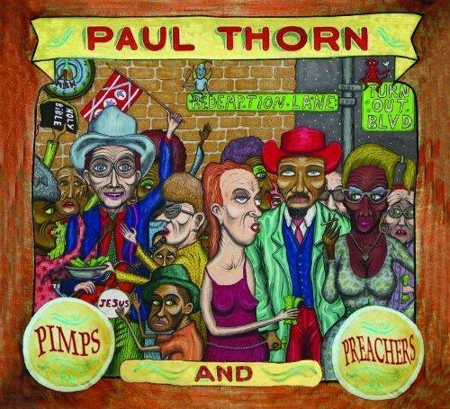 Pimps & Preachers by Thorn, Paul (2010) Audio CD