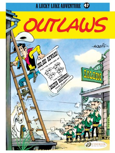 Outlaws (Lucky Luke) [Morris] (Tapa Blanda)