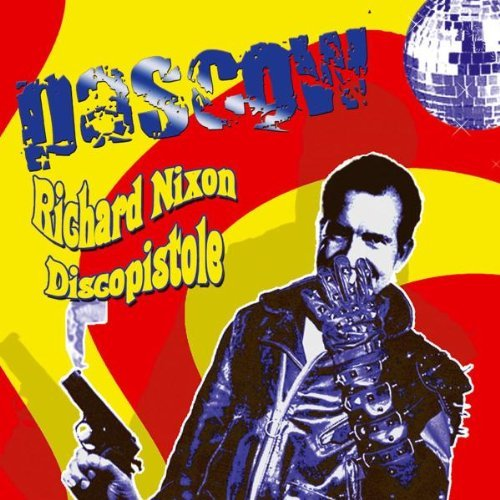 Richard Nixon Discopis by Pascow