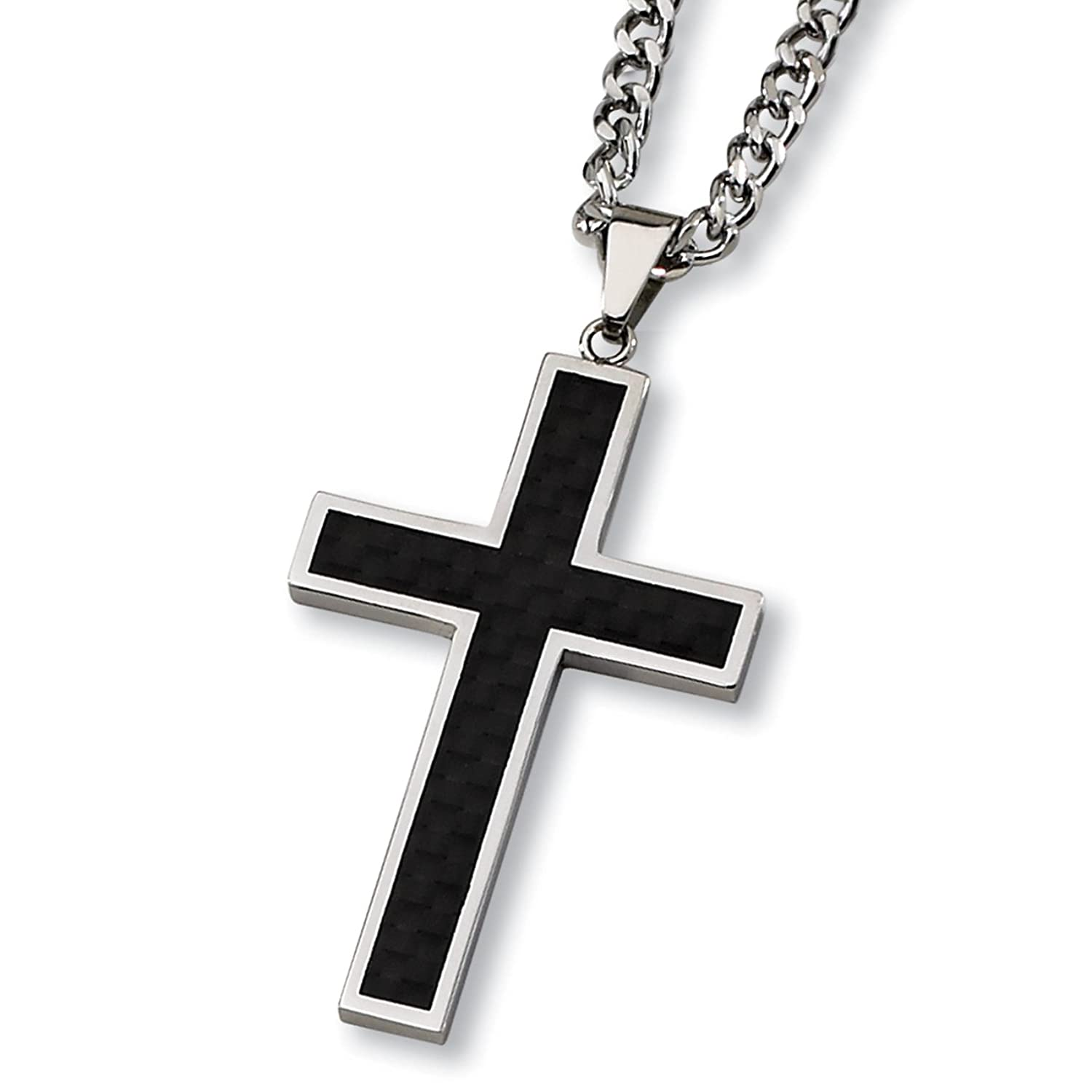 Mens Western Cross Necklace | Car Interior Design