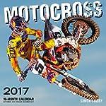 Motocross 2017: 16-Month Calendar Sep...