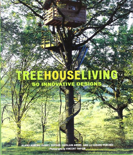 Treehouse Living: 50 Innovative Designs - Abrams - 0810995190 - ISBN:0810995190