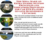 img - for The Guru's How To Earn Extra Money, Marketing and Success Principles for Car DVD Players Biz 3 CD Package book / textbook / text book