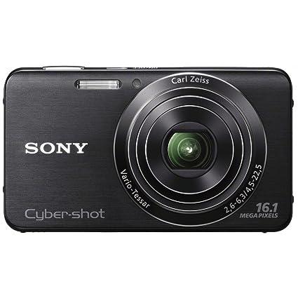 Sony DSC-W630 B Appareil photo numérique 16,1 Mpix Noir