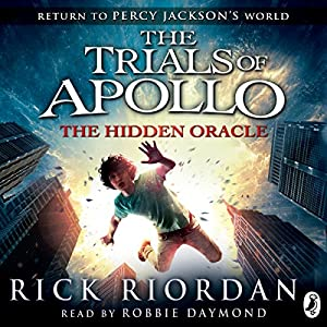 The Hidden Oracle Audiobook